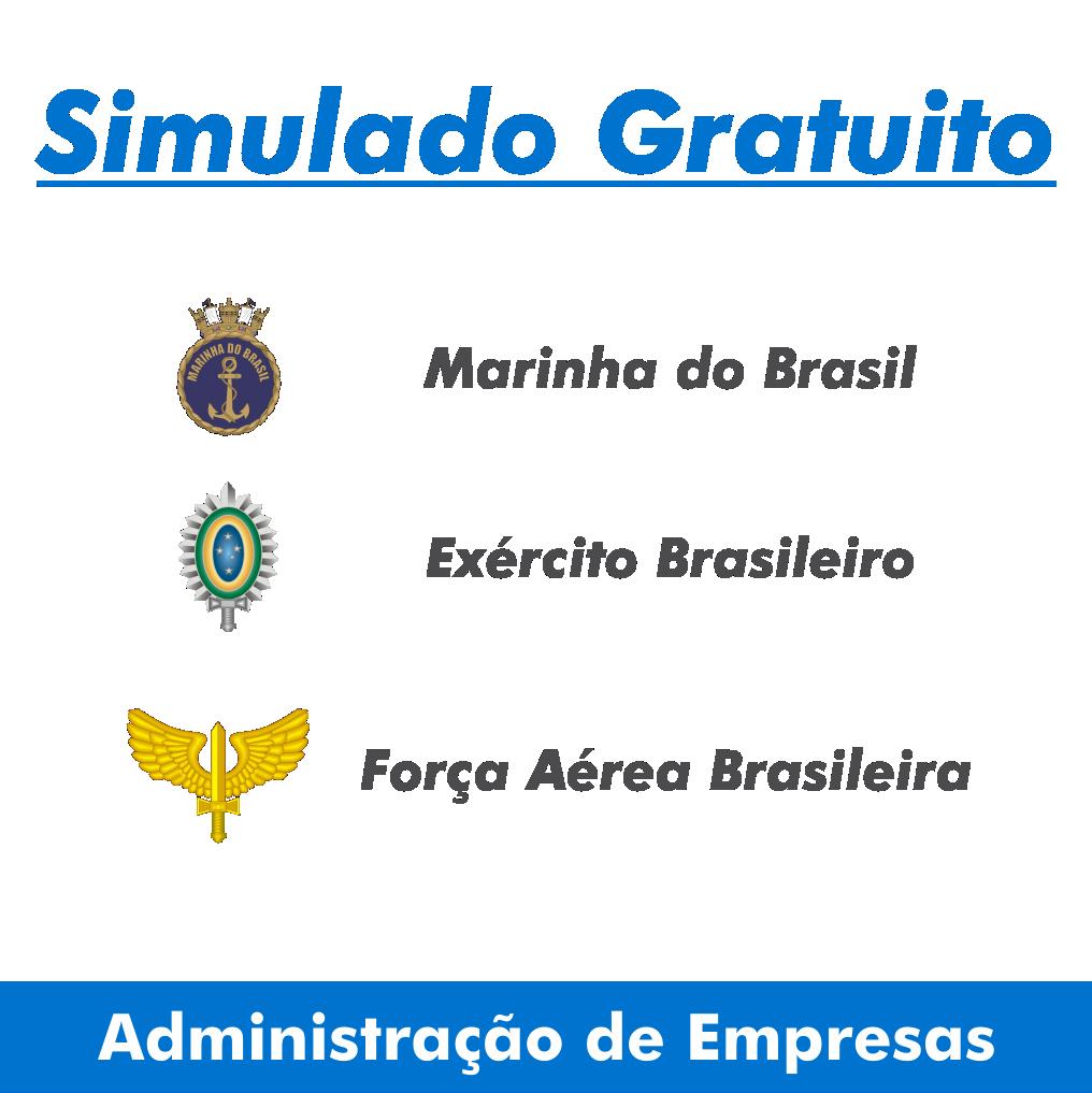 Simulados de Administração - 2021